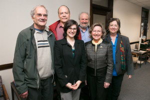 Sen. Bailey with Faith Leaders from Whidbey Island