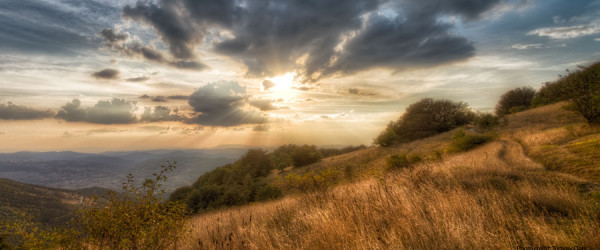 Sunset by Tommy Clark