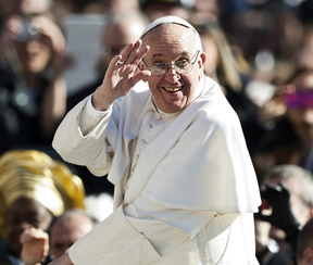 Pope Francis Wave 2 - Catholic Church England and Wales
